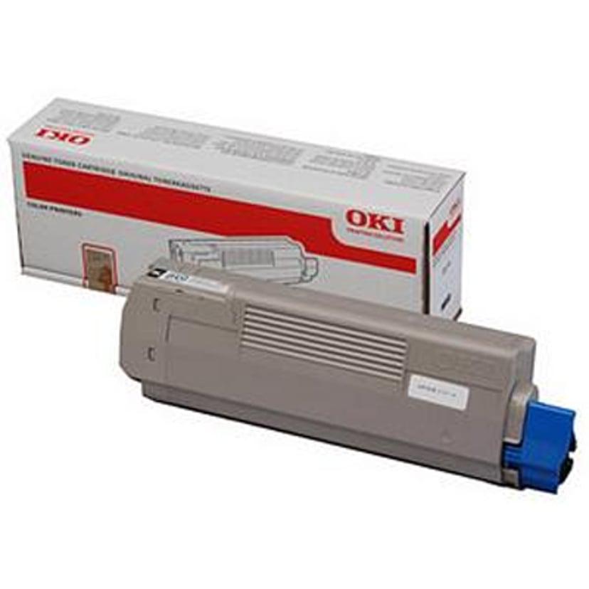OKI Toner Svart 9,5k - MC861