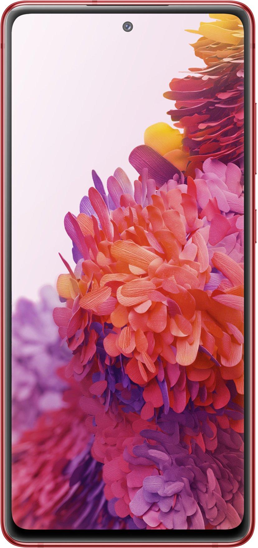 Samsung Galaxy S20 FE 5G 128GB Dual-SIM Sky-rød