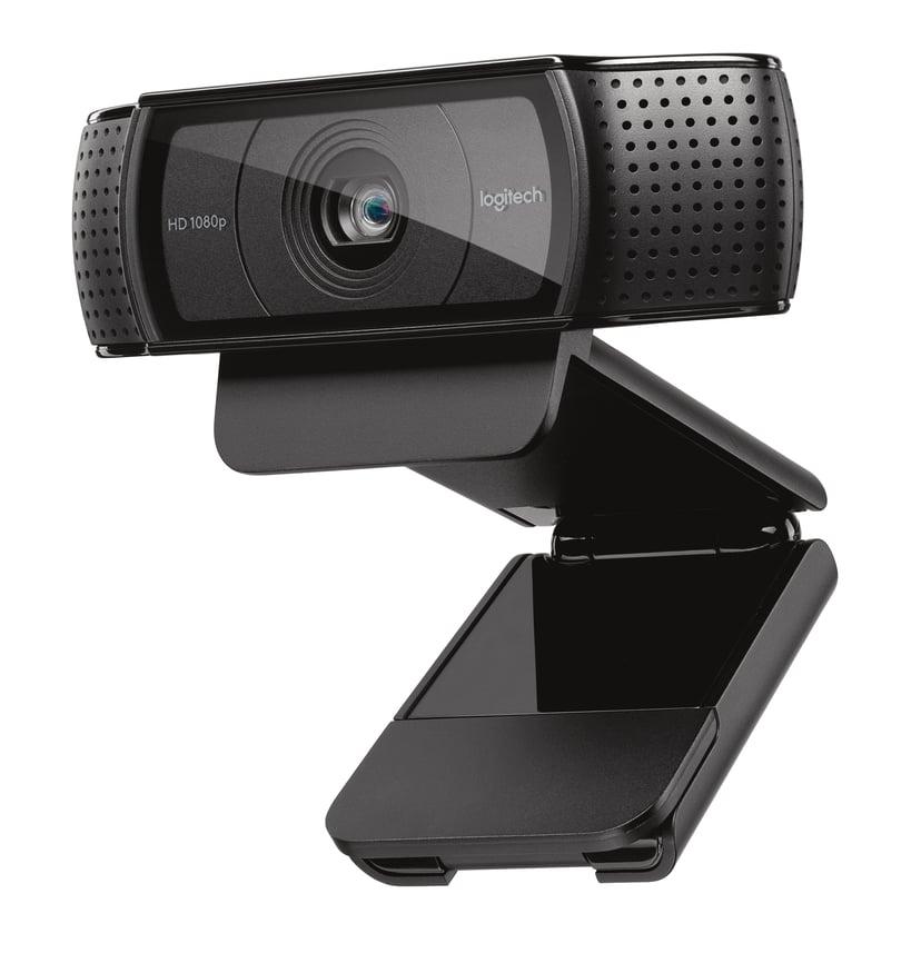 Logitech C920 HD Pro Zwart Webcam 1920 x 1080