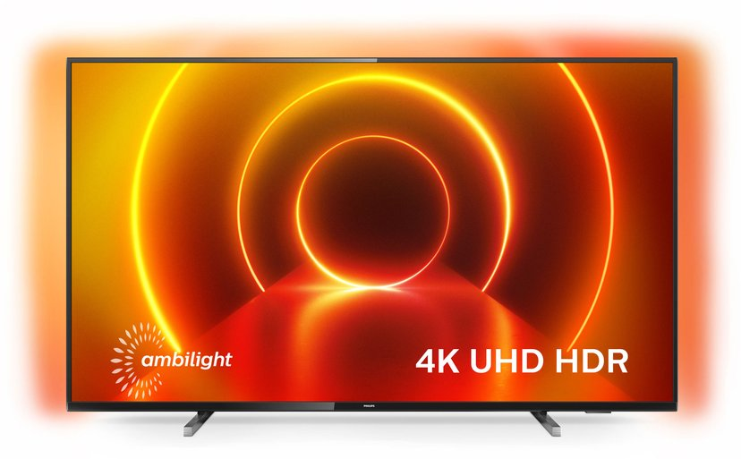 "Philips 75PUS7805 75"" 4K LED Smart Ambilight-TV"