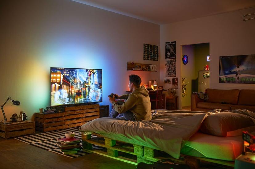 "Philips 55PUS7805 55"" 4K LED Smart Ambilight-TV"