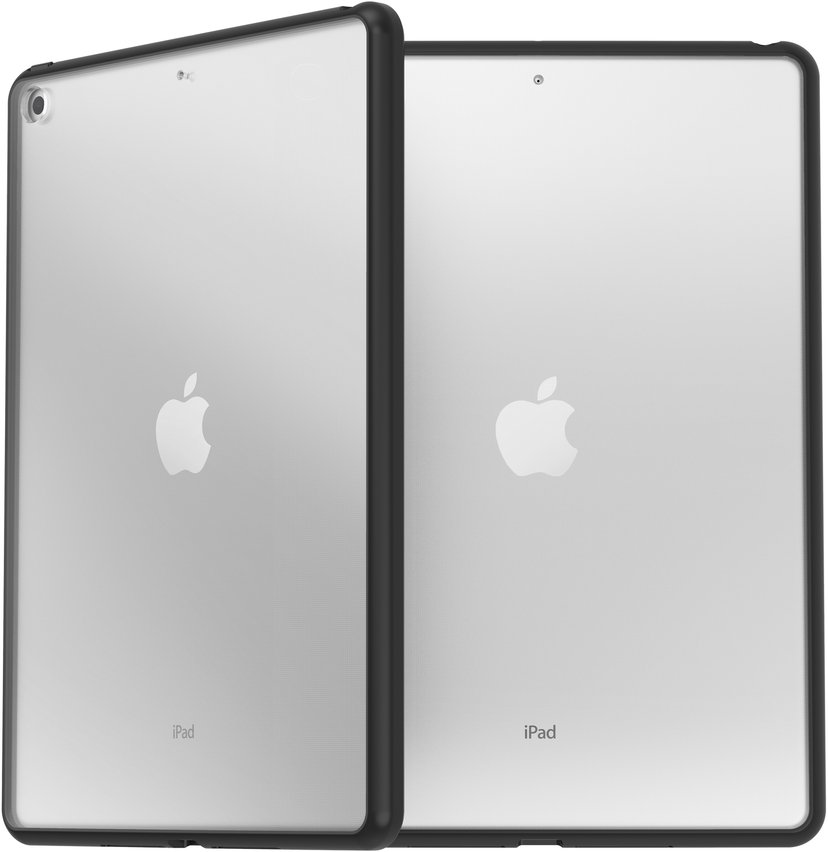 Otterbox React iPad 7th gen (2019), iPad 8th gen (2020) Blank, Svart