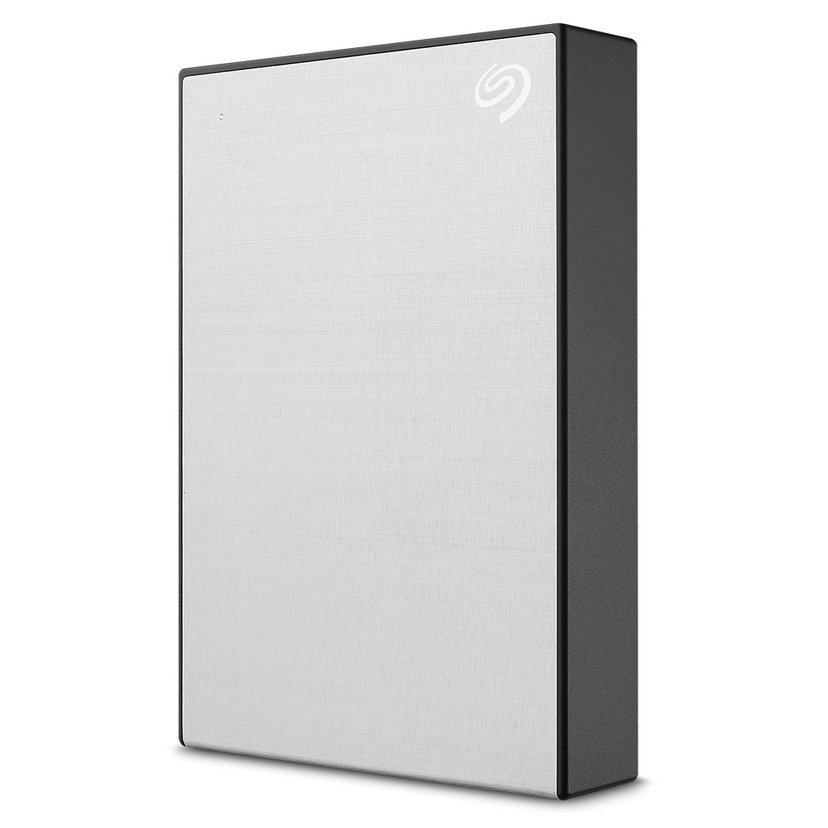 Seagate One Touch 4TB Sølv