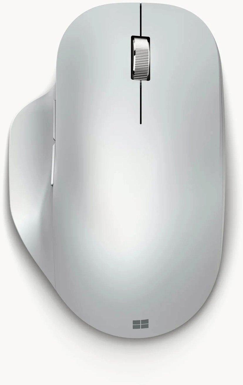 Microsoft Bluetooth Ergonomic Mus Trådlös Vit