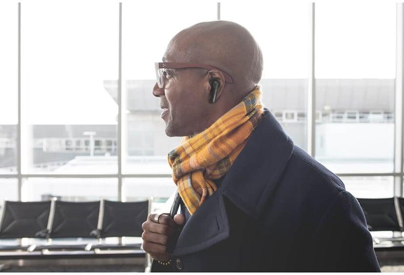 Koss TWS150i True Wireless In-Ear hörlurar Svart