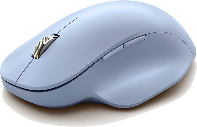 Microsoft Bluetooth Ergonomic Mus Trådløs Blå