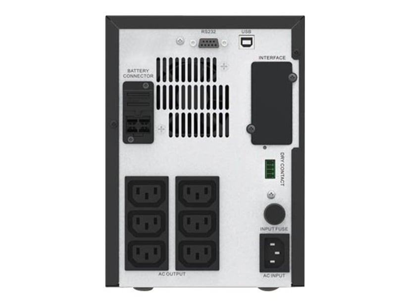 APC Easy UPS SMV SMV750CAI