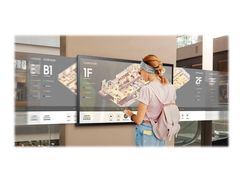 "Samsung QM43R-T 43"" FHD 16:9 WiFi Touch Mediaspelare Högtalare 43"" 4K UHD (2160p) 16:9 400cd/m²"