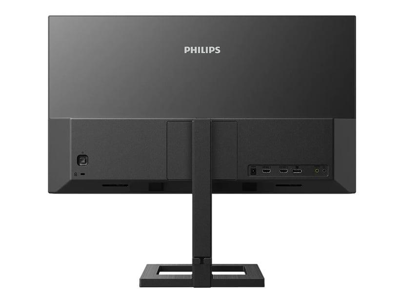 """Philips E-Line 275E2FAE 27"""" QHD IPS 16:9 Högtalare 27"""" 2560 x 1440 16:9"""
