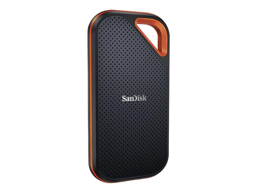 SanDisk Extreme PRO 1TB Rød, Sort