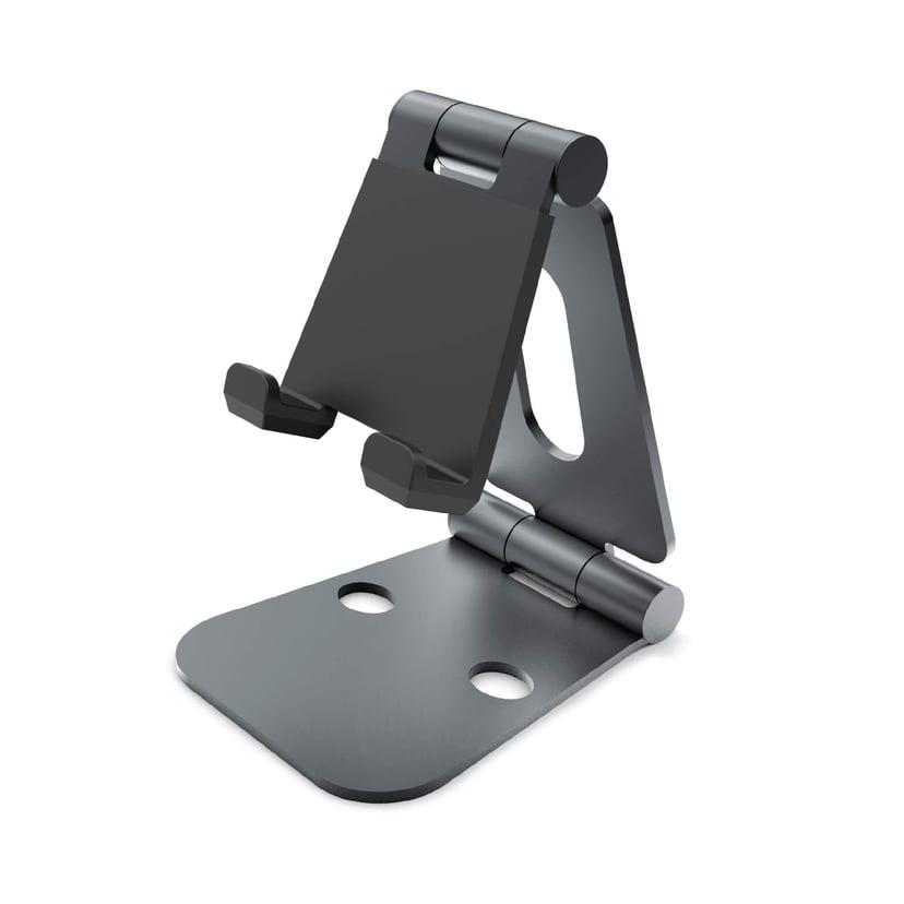 Desire2 Tablet/Mobilhållare Dubbelledad Svart