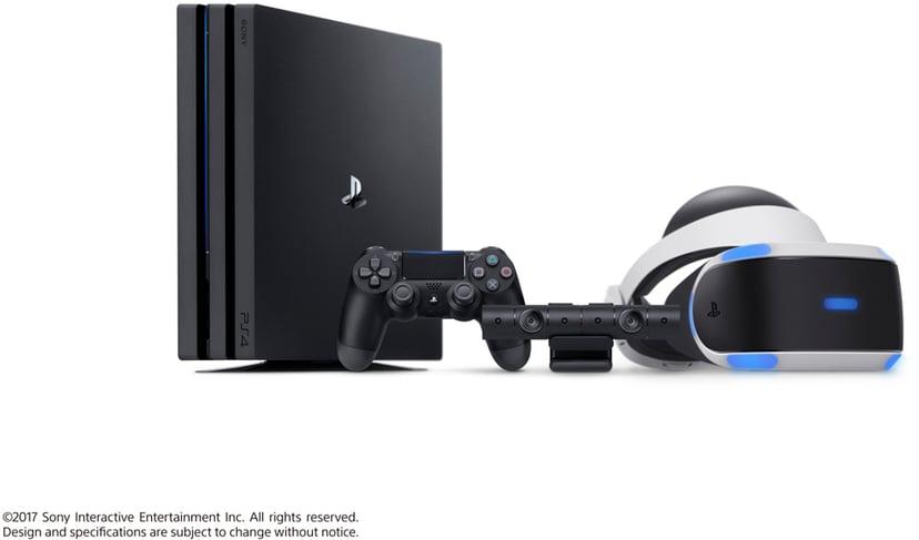 Sony Playstation VR Bundle Ink. Kamera + VR Worlds + PS5 Adapter