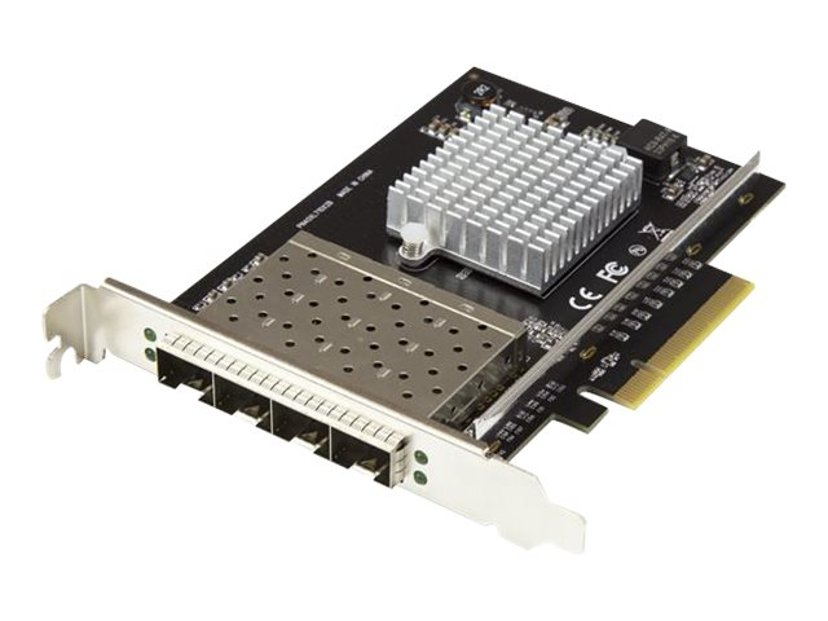 Startech Quad Port 10G SFP+ Network Card