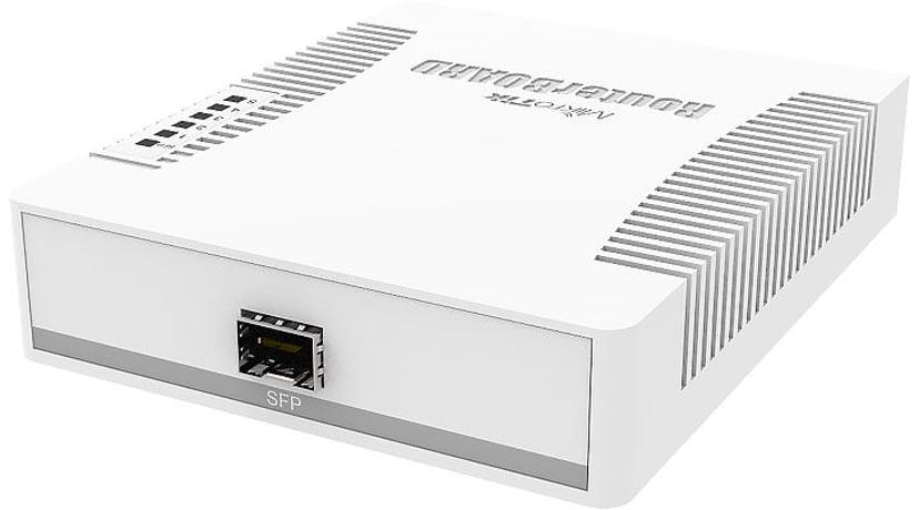 Mikrotik RB260GS 5-portars switch med en SFP