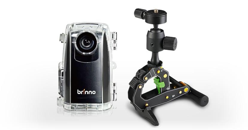 Brinno BCC200 Bundle Pack Svart