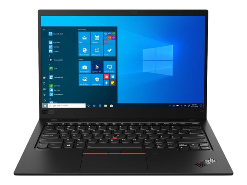"Lenovo ThinkPad X1 Carbon Gen 8 20U9 Core i7 16GB 512GB SSD Oppgraderbar til WWAN 14"""