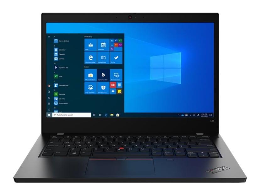 "Lenovo ThinkPad L14 G1 Core i5 8GB 256GB SSD Oppgraderbar til WWAN 14"""