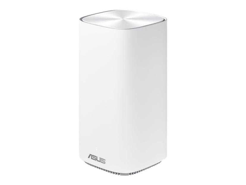 ASUS ZenWiFi AC Mini (CD6) AC1500 1-pakning Hvid