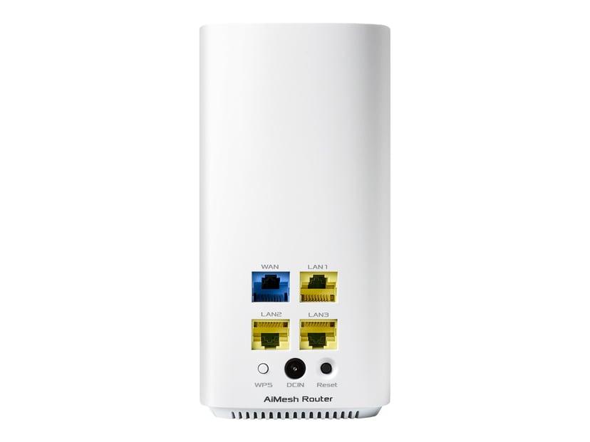 ASUS ZenWiFi AC Mini (CD6) AC1500 1-pack Vit
