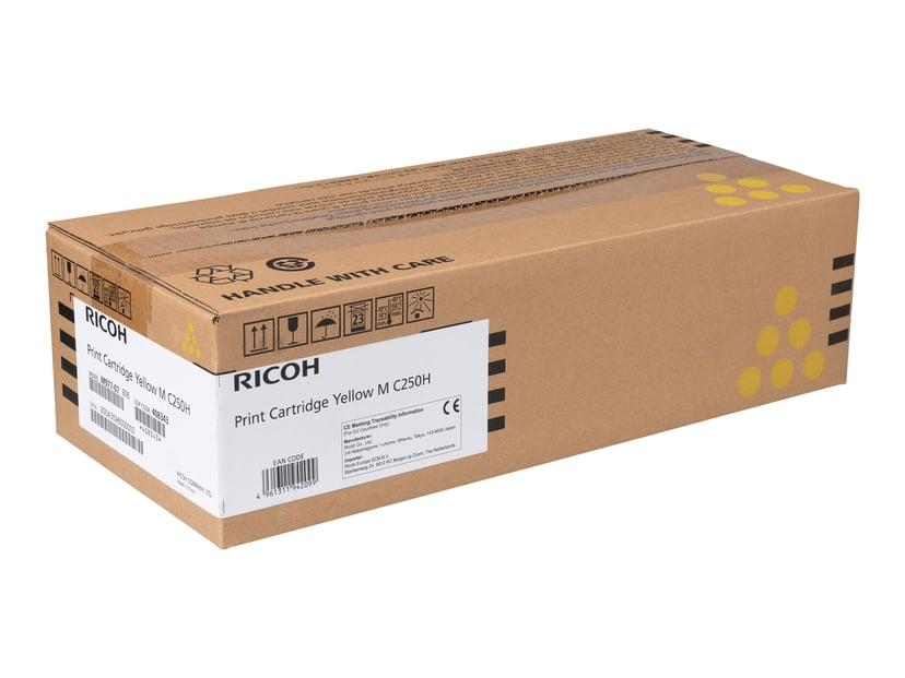 Ricoh Toner Gul 6.3K - M C250
