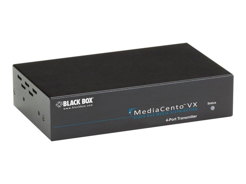 Black Box MediaCento VX 4-Port Transmitter