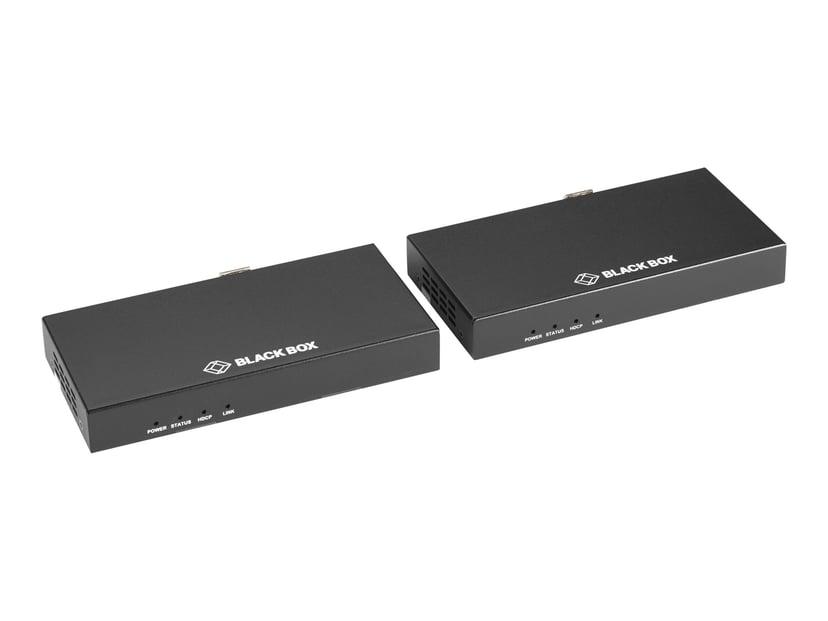Black Box HDMI 2.0 Extender over Fiber