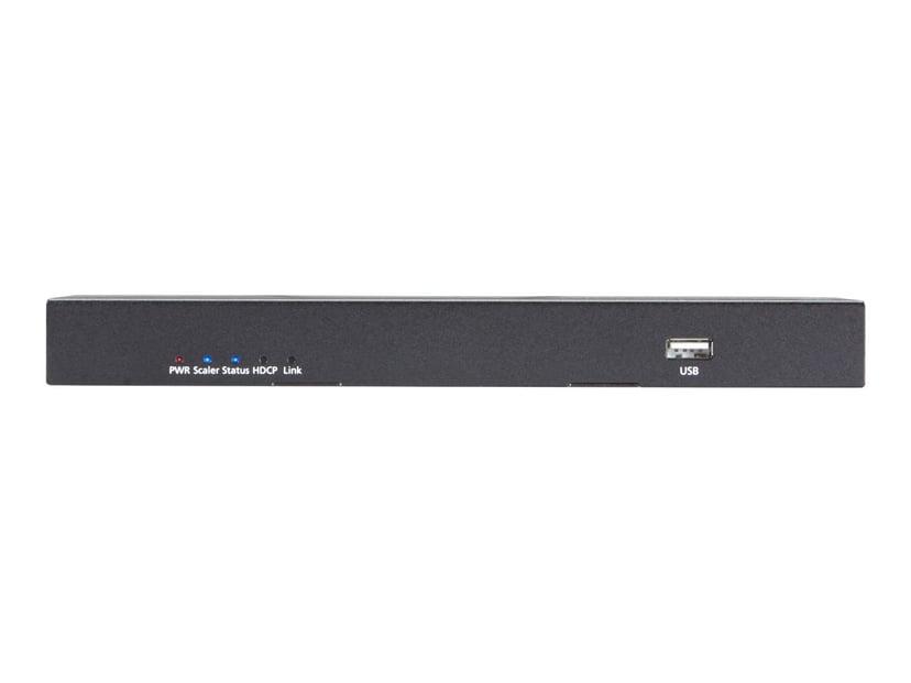 Black Box HDMI Extender (Rx) Over CATX - HDBaseT Scaling