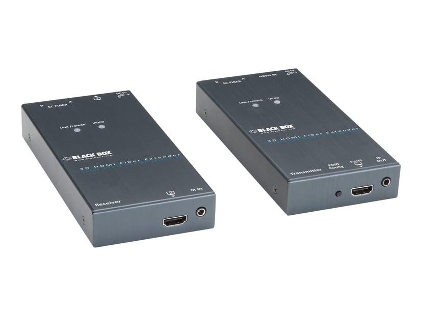 Black Box 3D HDMI Fiber Extender