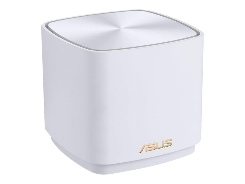 ASUS ZenWiFi AX Mini (XD4) 2-pack Svart