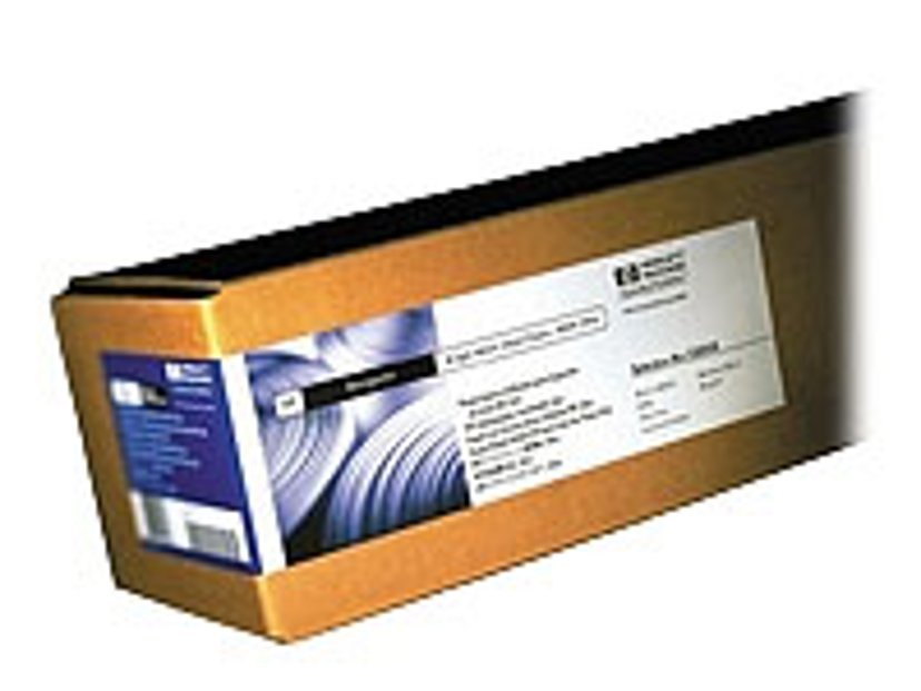 """HP Papper Bright White 36"""" Rulle 45m 90g Ink"""