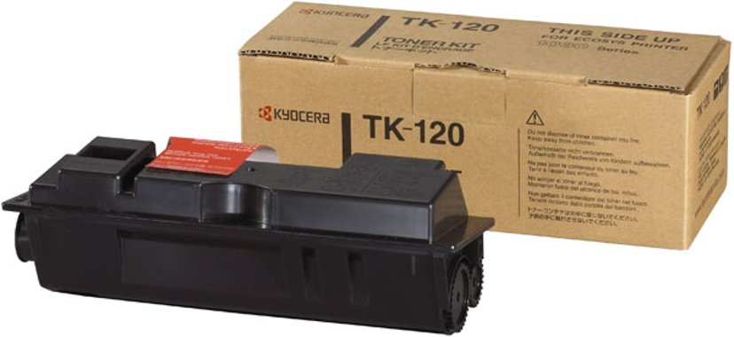Kyocera Toner Sort 7,2k TK-120