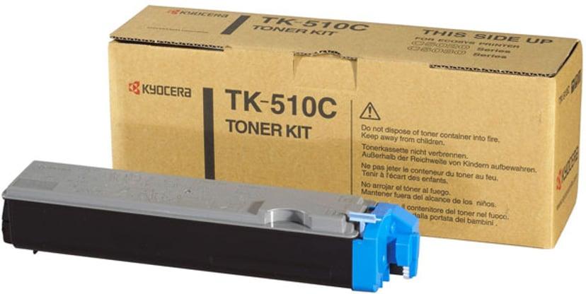 Kyocera Värikasetti Syaani 8k TK-510C