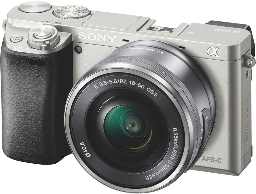 Sony a6000 + 16-50/3,5-5,6 OSS