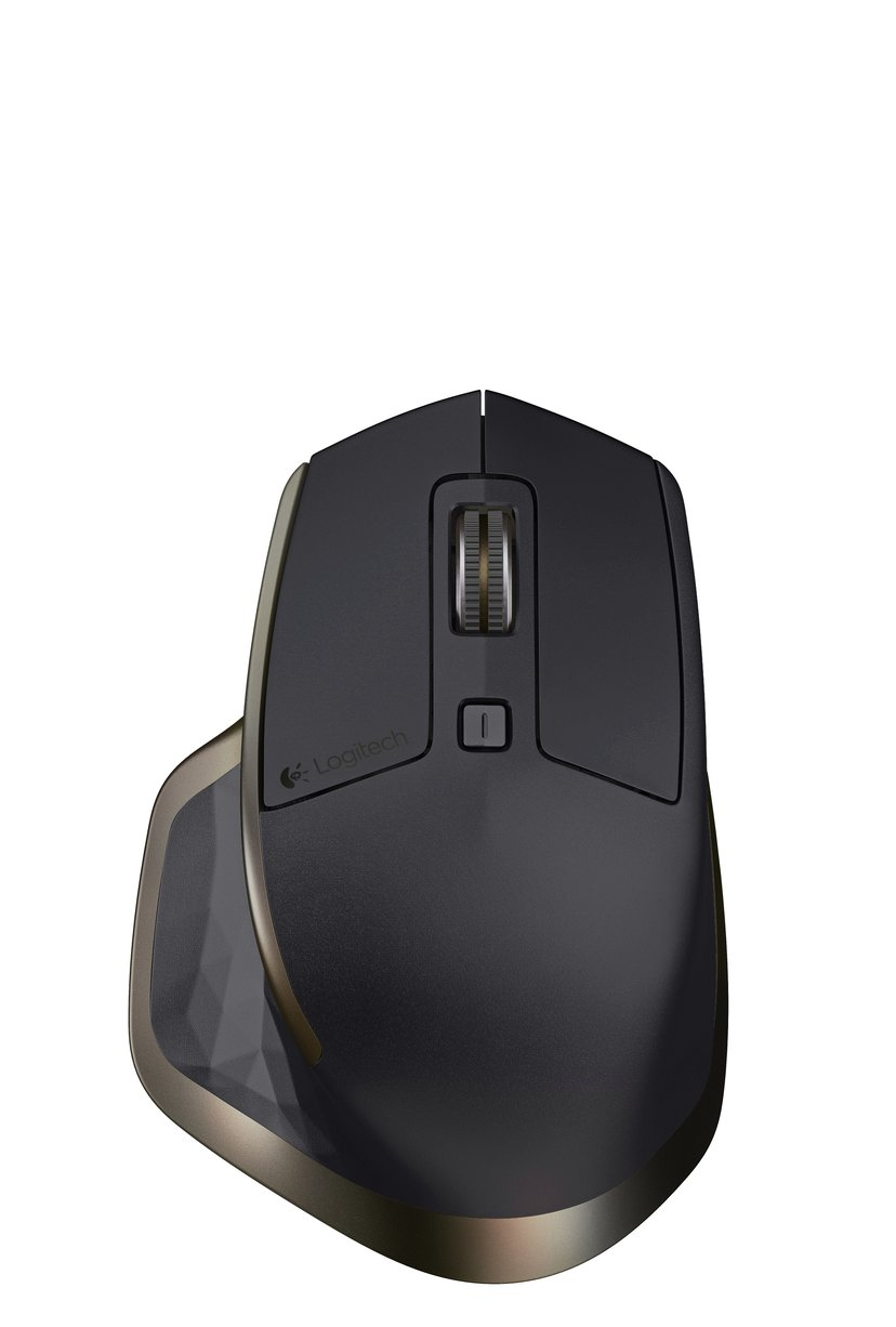 Logitech MX Master - 5-pack Svart Mus Trådlös 1,600dpi