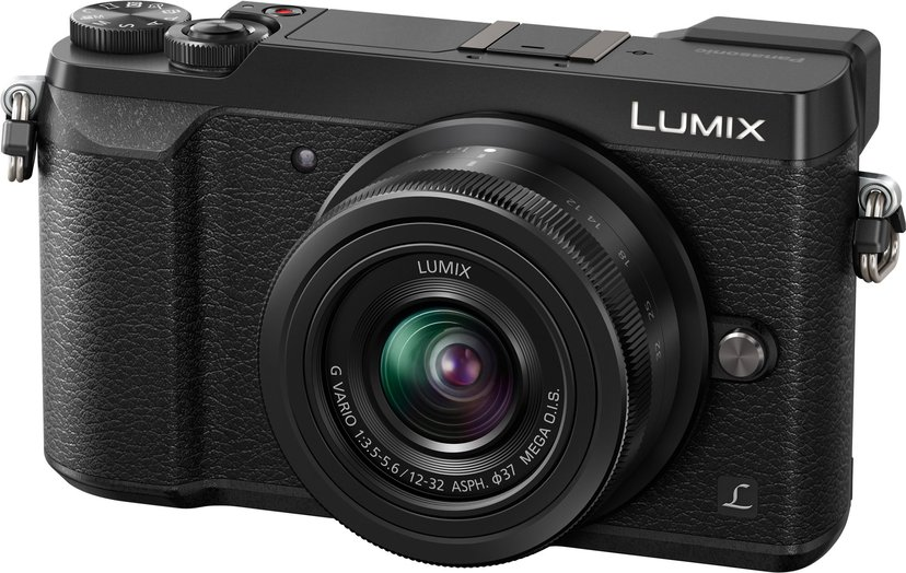 Panasonic Lumix DMC-GX80 + 12-32/3,5-5,6