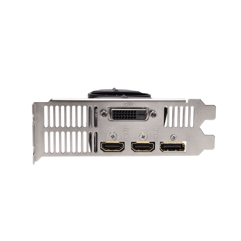 Gigabyte GTX 1050 Ti OC Low Profile