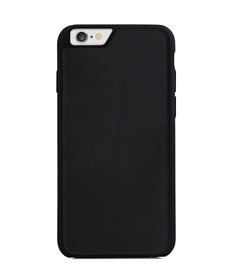 Cirafon Snap-On Case PU iPhone 6/6s Svart
