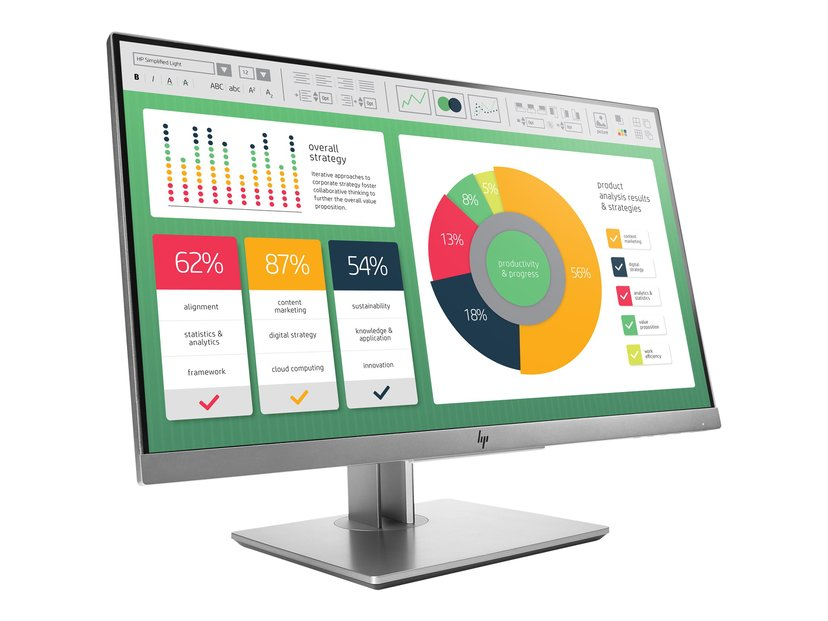 "HP EliteDisplay E223 21.5"" 1920 x 1080 16:9"