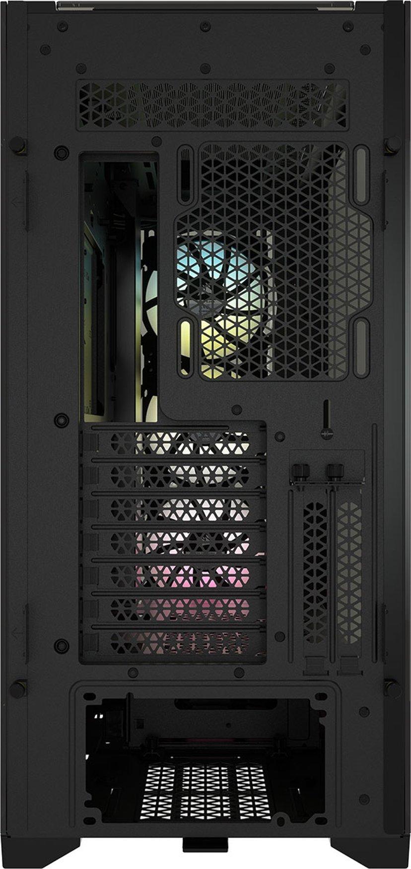 Corsair iCUE 5000X RGB Svart
