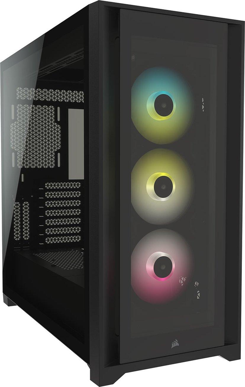 Corsair iCUE 5000X RGB Sort