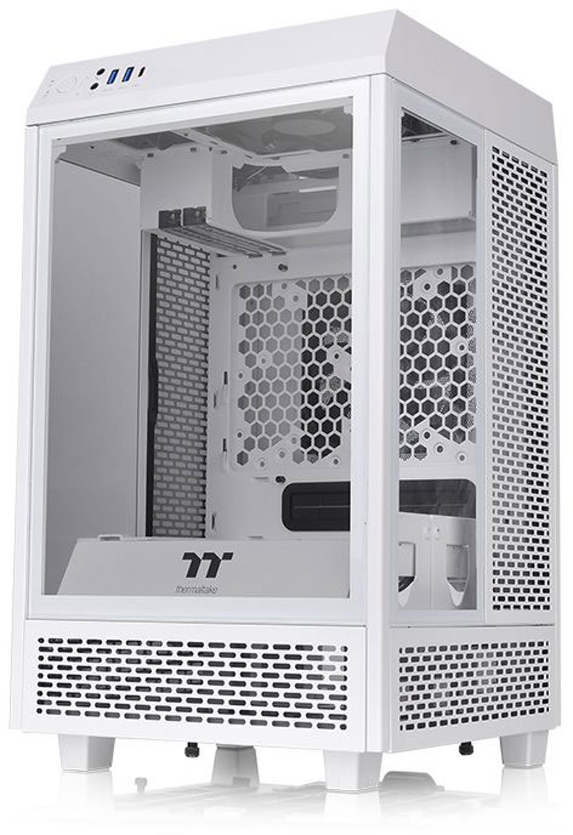 Thermaltake The Tower 100 Snow Wit