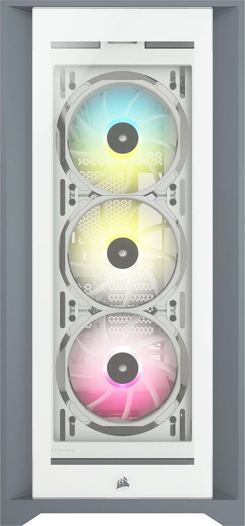 Corsair iCUE 5000X RGB Vit