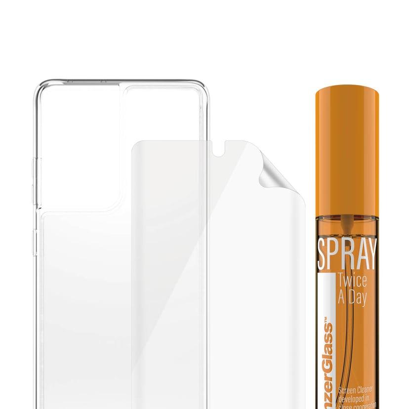 Panzerglass Galaxy S21 Ultra Hygiene Pack Samsung Galaxy S21 Ultra