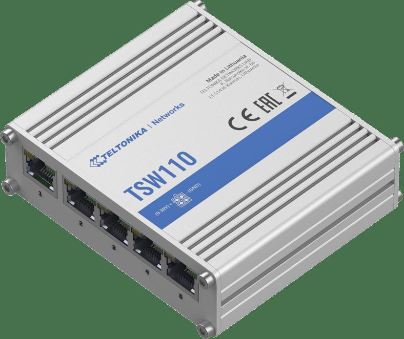Teltonika TSW110 Rugged Switch