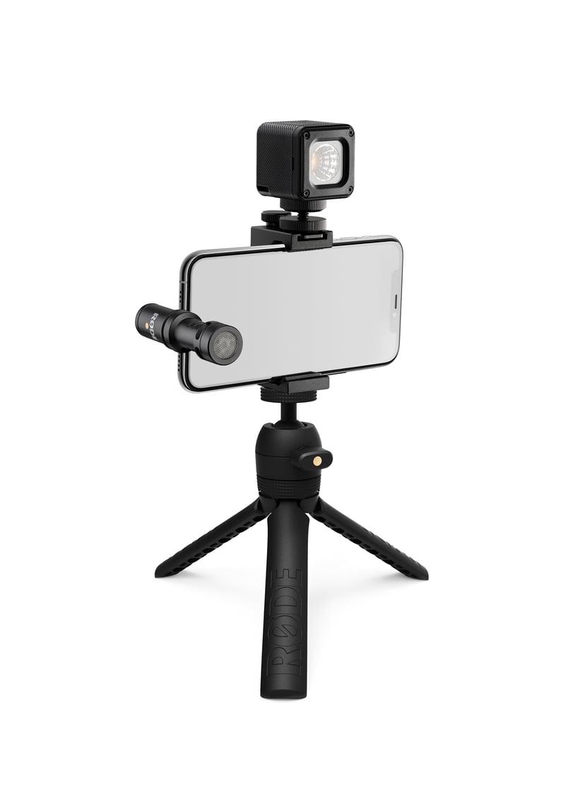 Røde VLOGVMML Vlogger Kit For iOS Svart