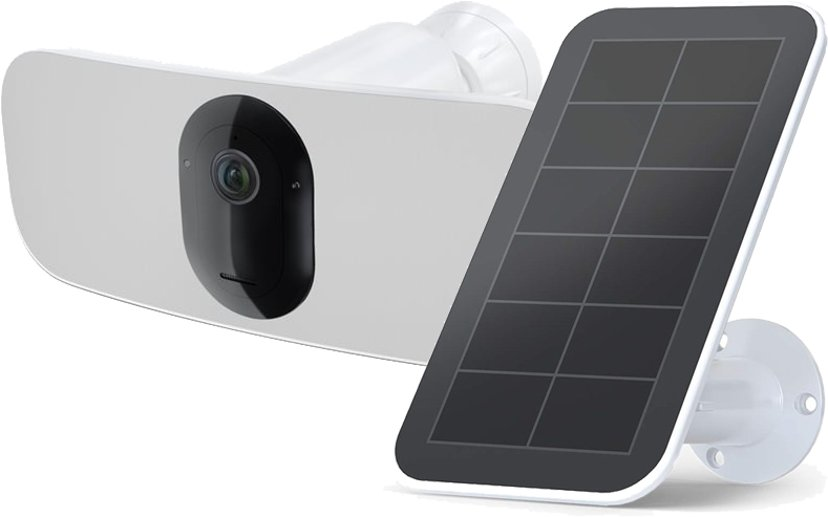 Arlo Pro 3 Floodlight Camera + Solar Panel