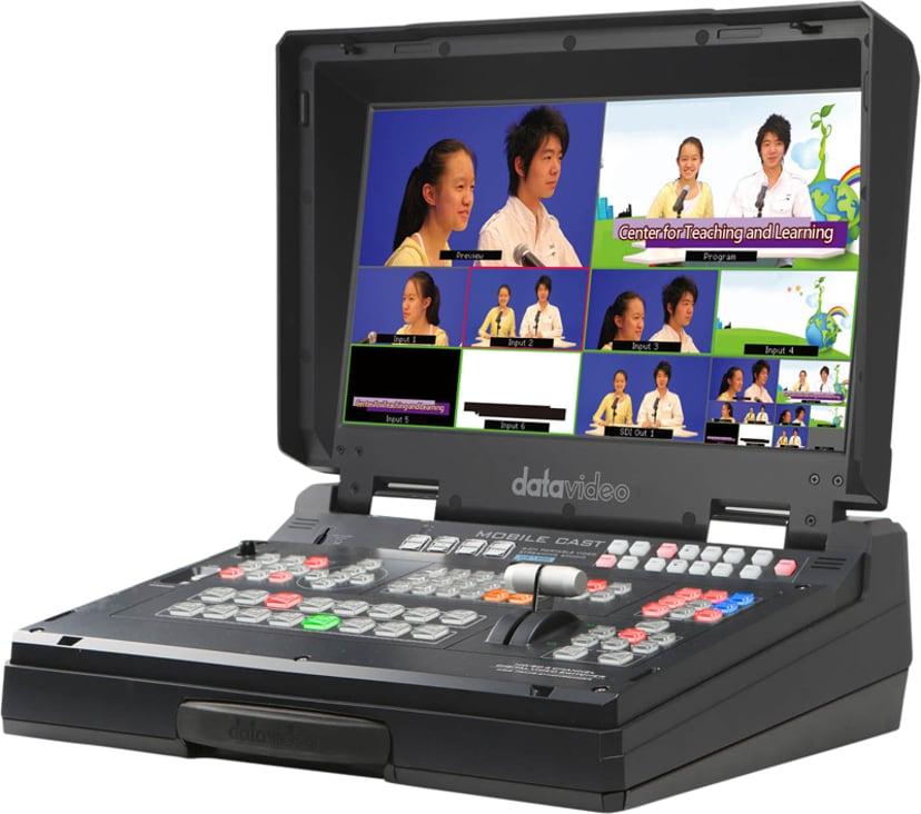 Datavideo HS-1300 Portable Video Streaming Studio