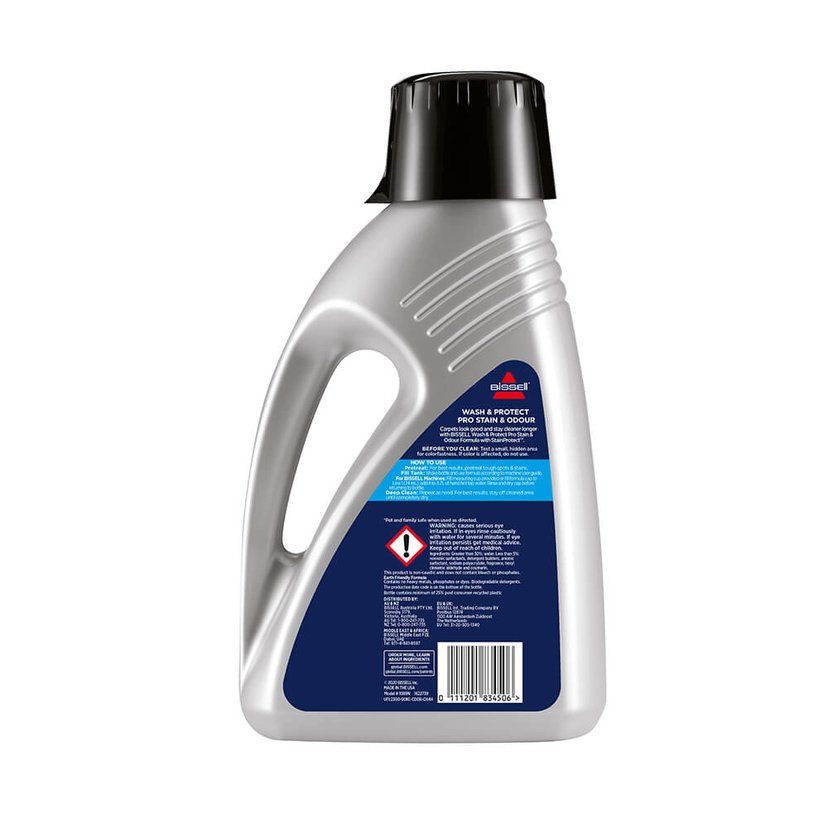 Bissell Wash & Protect Pro 1.5 Liter