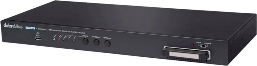 Datavideo NVS-40 Streaming Encoder/ Recorder