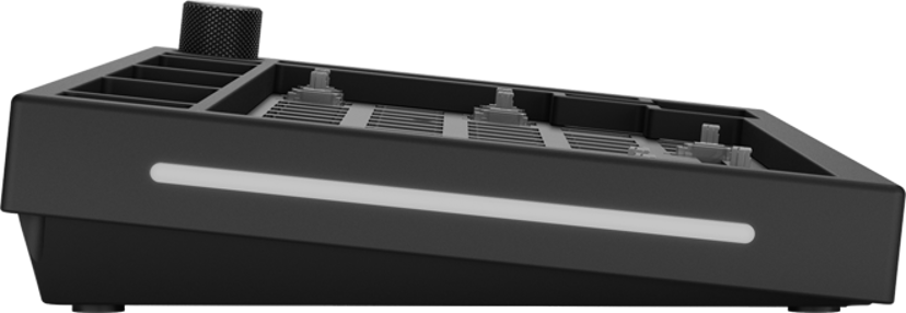 Glorious PC Gaming Race GMMK Pro 75% Barebone ISO Tangentbord Kabelansluten Svart